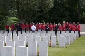 Halloy -les-Pernois British Cemetery-19