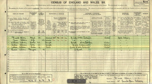 1911 census original image JA