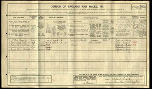 Albert_Crawley_Census_1911