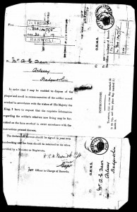 Alfred_Dear_Militery_Record_6