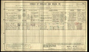 Frank_Fowler_Census_1911