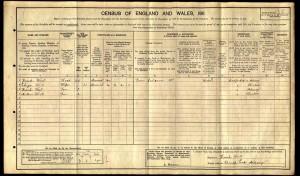 Frank_West_Census_1911