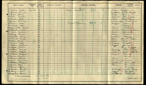 Frederick_Bygrave_Census_1911_pg2