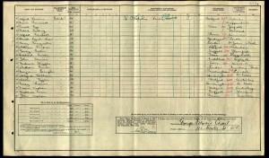 Frederick_Bygrave_Census_1911_pg4
