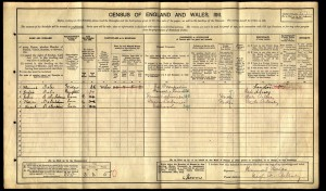 Horace_Bates_Census_1911