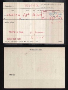 Horace_Rainbow_Medal_Record