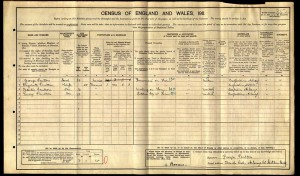 Percy_Prutton_Census_1911