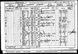 Ralph_Robinson_Census_1901_PG1