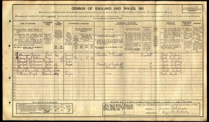 Ralph_Robinson_Census_1911