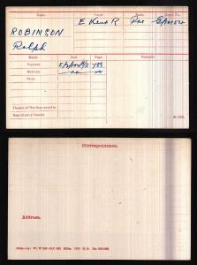 Ralph_Robinson_Medal_Record