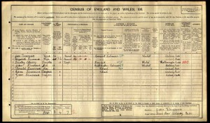 Ronald_Devereux_Census_1911