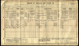 WT 1911 census